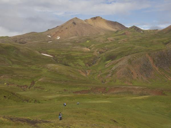 Iceland walking holiday, East fjords