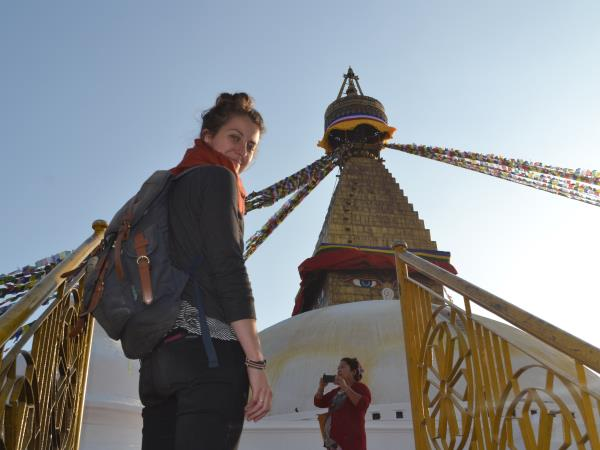 Volunteering in the Himalayas, Nepal