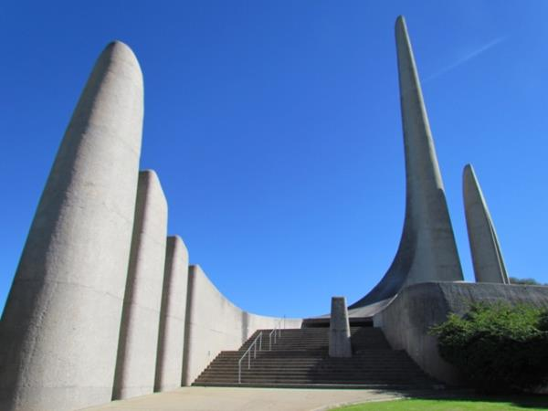 South Africa architecture tour