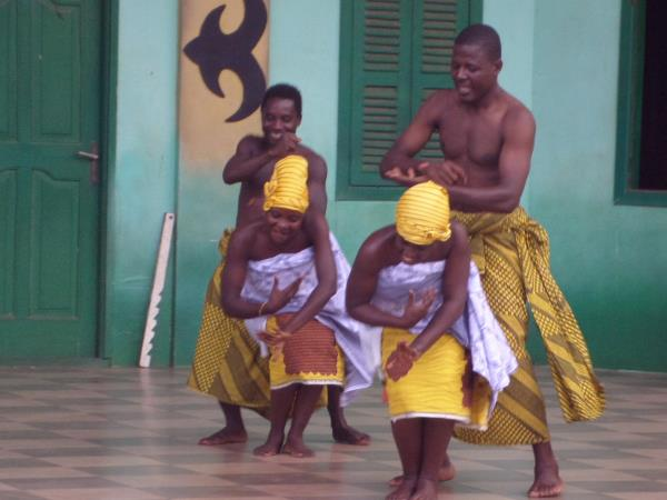 Cultural & wildlife holiday in Ghana