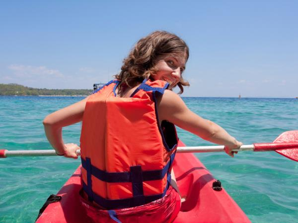 Crete family activity holiday, Greece