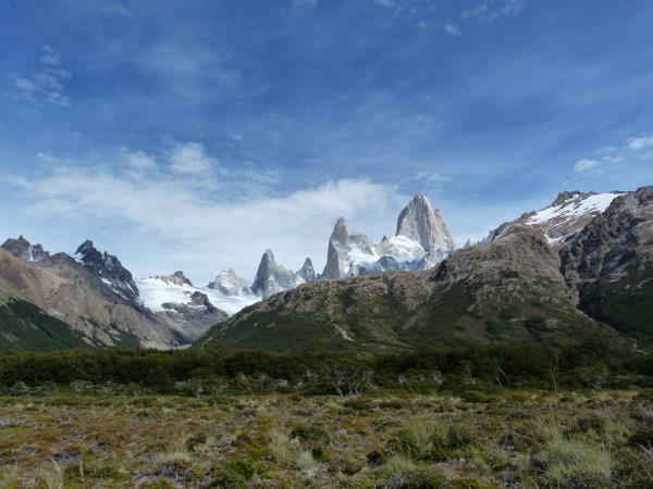 Small group adventure holiday to Patagonia
