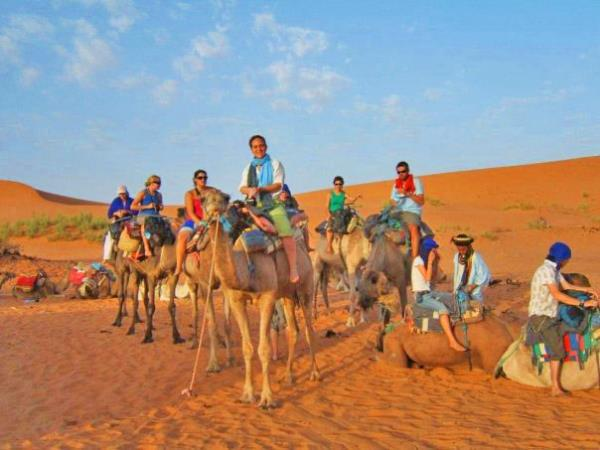 Simply Morocco small group tour