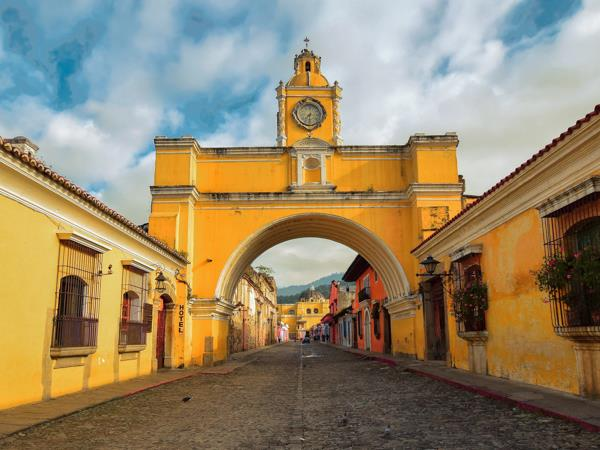 Central America highlights holiday, culture & nature