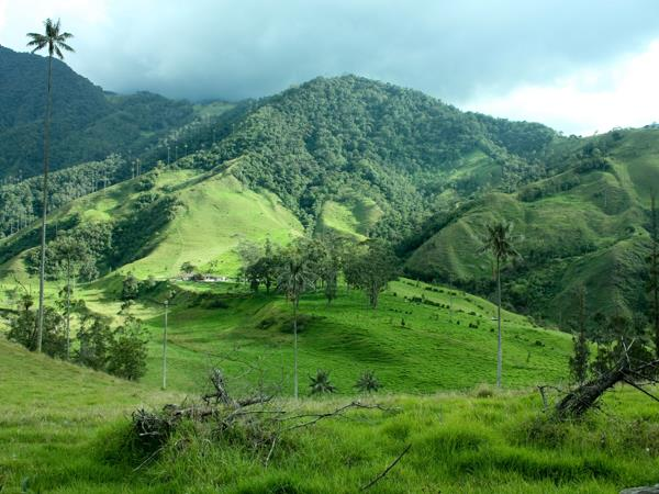 Colombia holiday, overland tour