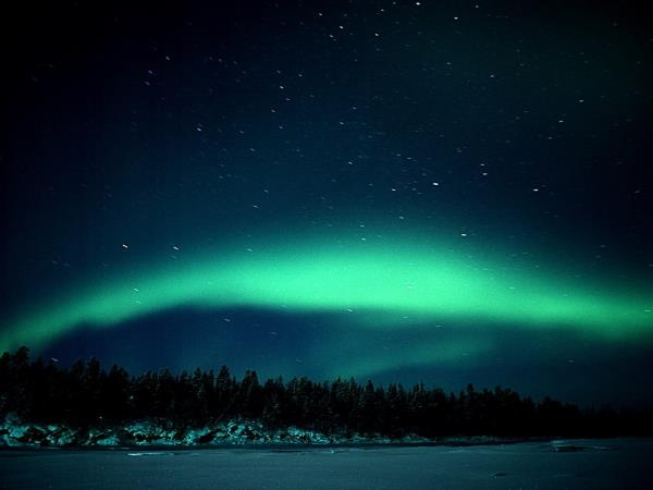 Northern Lights holiday in Finnish Lapland, Harriniva