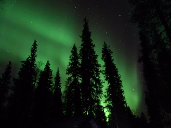 Finnish Lapland Northern Lights holiday