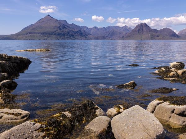 Skye and the Small Isles sailing holiday