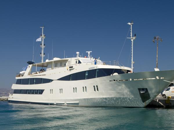 Canary Islands yacht cruise