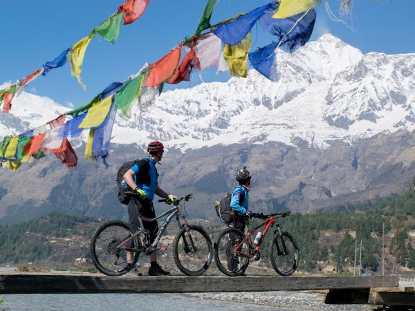 Nepal activity holiday
