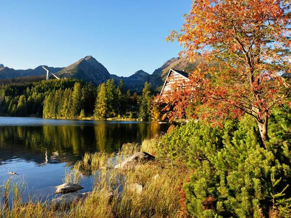 Self guided walking holiday in the High Tatras, Slovakia