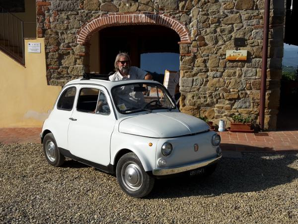 Tuscany holiday experience, cooking, wine tasting and tour