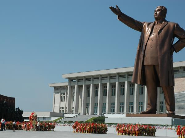 North Korea holidays, Extended Kim Il Sung Anniversary Tour