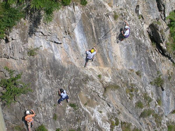 Activity holidays in the Pyrenees