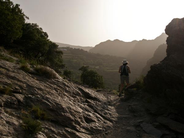Walking & photography holiday in the Alpujarras, Spain