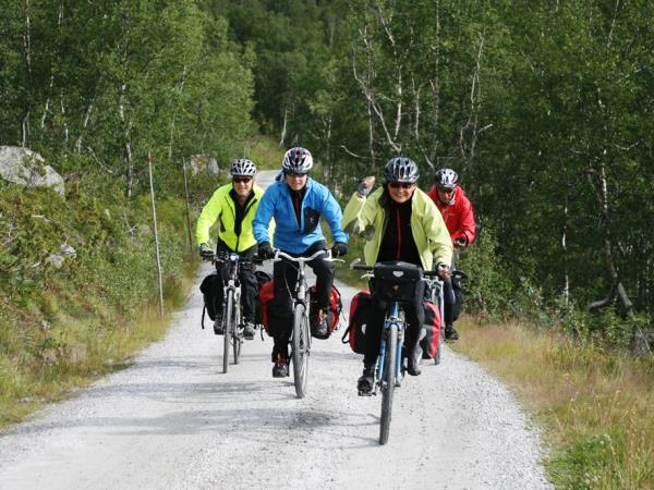 Norway self guided cycling holiday, Rallarvegen route