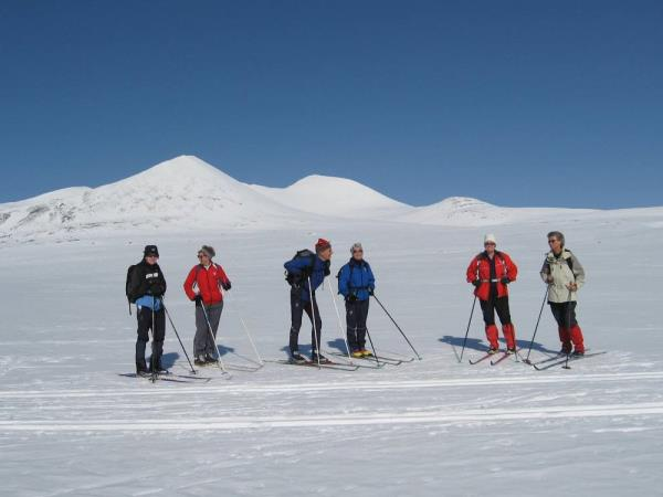 Ski touring holiday in Norway, Rondane National Park