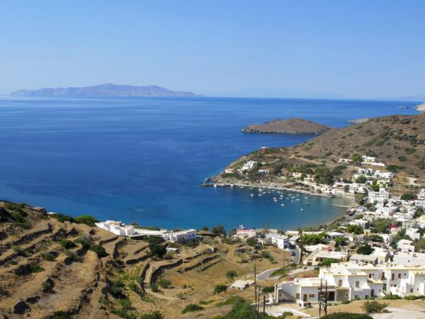Cyclades walking holiday, Greece