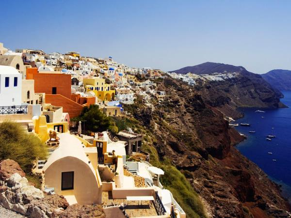Cyclades walking & island hopping holiday, Greece