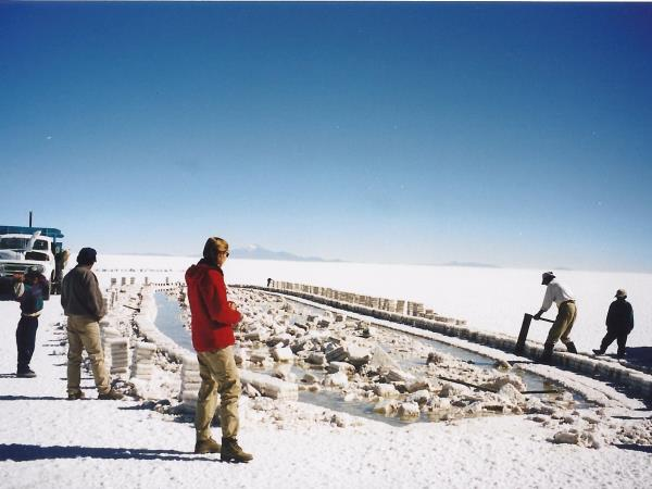 Bolivia tour, encompassed