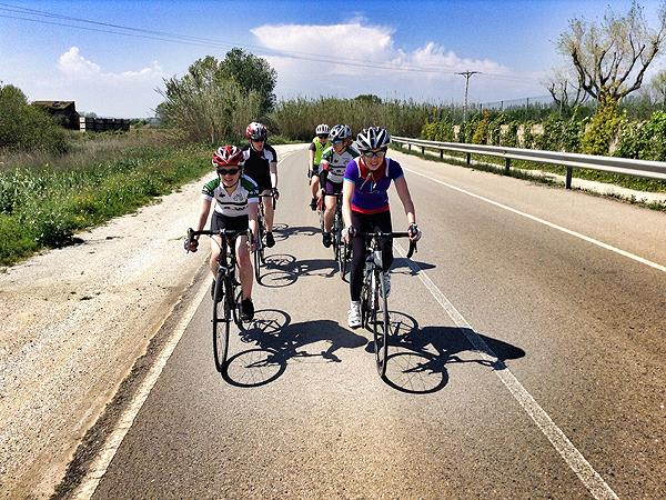 Cycling & triathlon holidays for beginners, Spain
