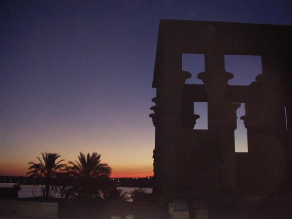 Family holiday to Egypt, Luxor resort