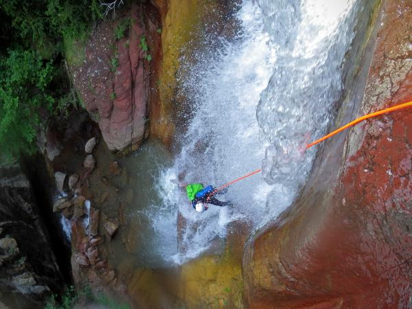 Morocco Canyoning and multi-activity holiday