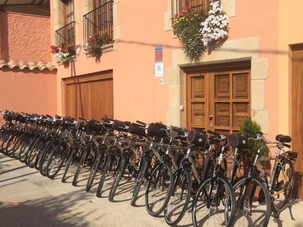 Self guided cycling holiday Catalonia, Spain