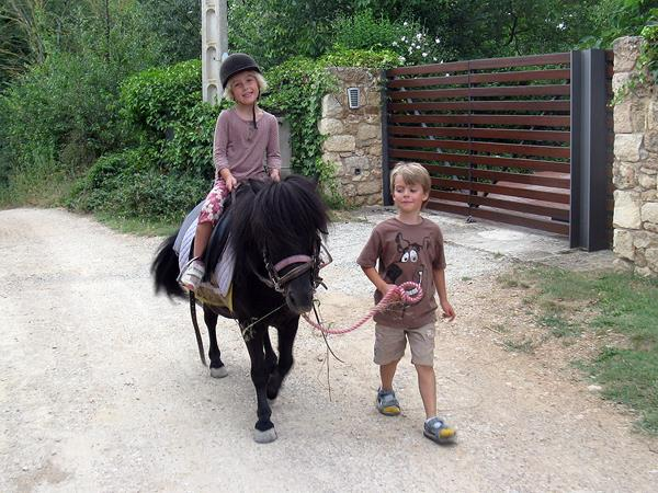 Catalan horse riding holiday in Spain