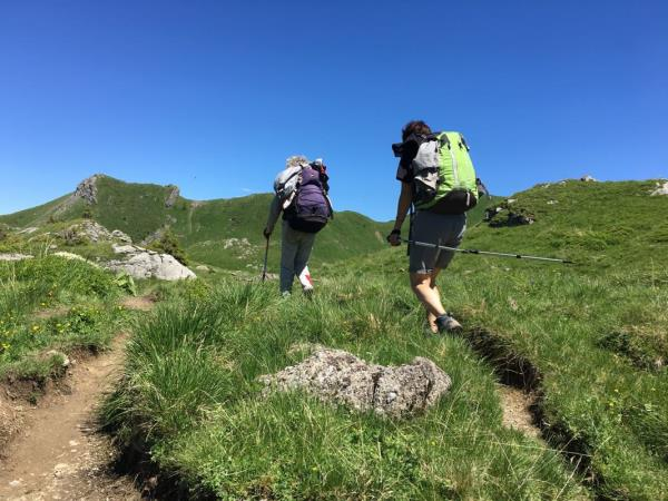 French Alps self guided walking holiday, 8 days