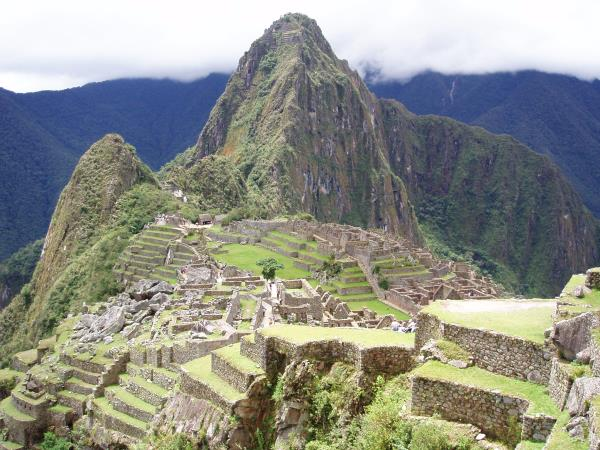 Overland tour to South America, Andes to the Amazon