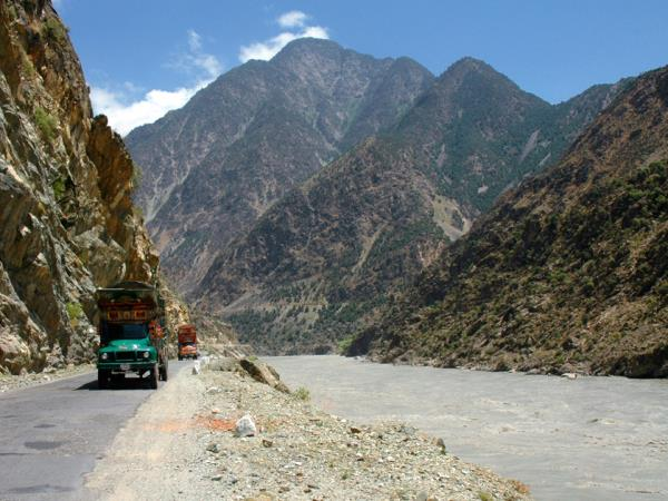 Karakoram Highway holiday