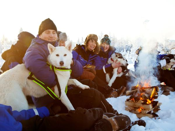 Finnish Lapland activity holiday