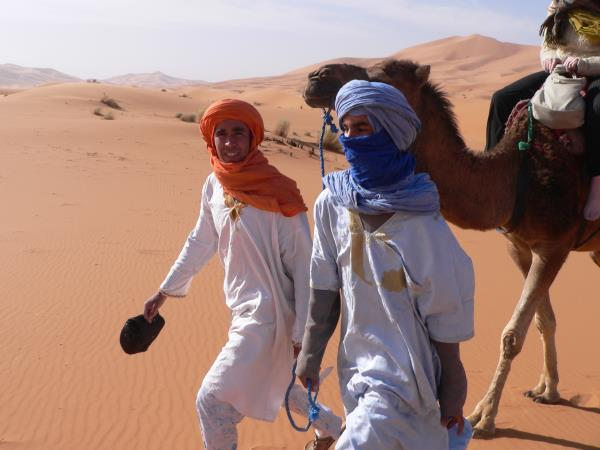 Live with a Berber family in the Moroccan Sahara