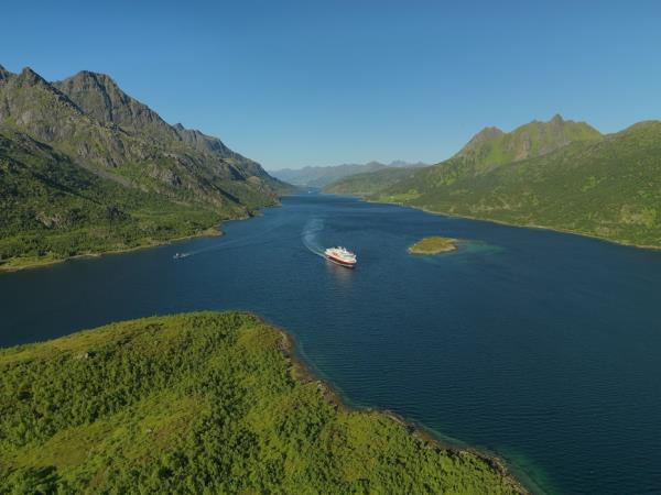 Norwegian coast cruise, Kirkenes to Bergen