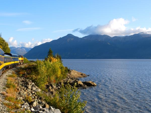 Alaska luxury lodge holiday, wild Alaska