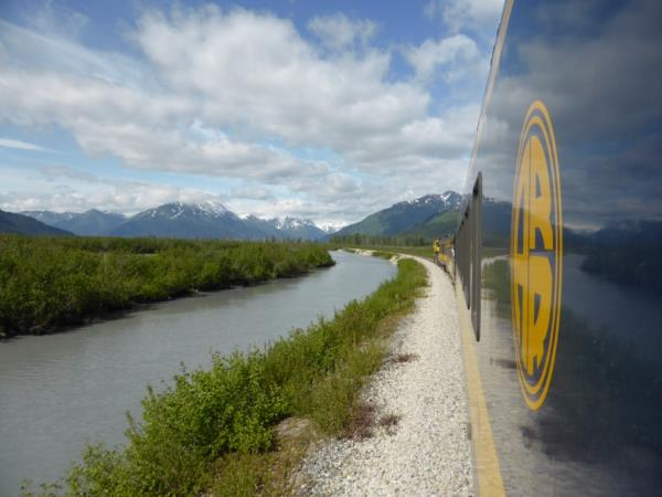 Alaska railway holiday, Kenai Fjords and Denali