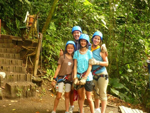 Costa Rica adventure holiday, tailor made