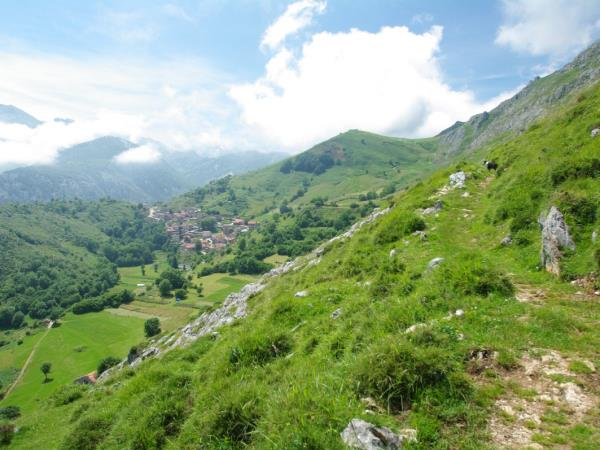 Spanish course & walking holiday, Picos de Europa, Spain