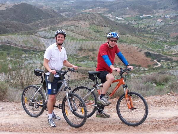 Andalucia self guided cycling holiday, Spain