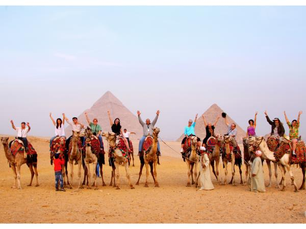 Family culture & adventure holiday to Egypt