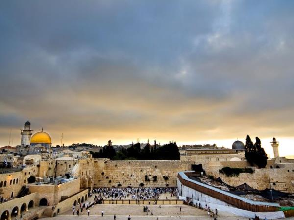 Israel holidays, small group tour