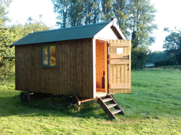 Shepherd's Hut near Aylsham, Norfolk
