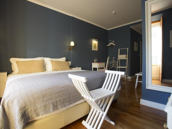 Lisbon organic bed & breakfast, Portugal