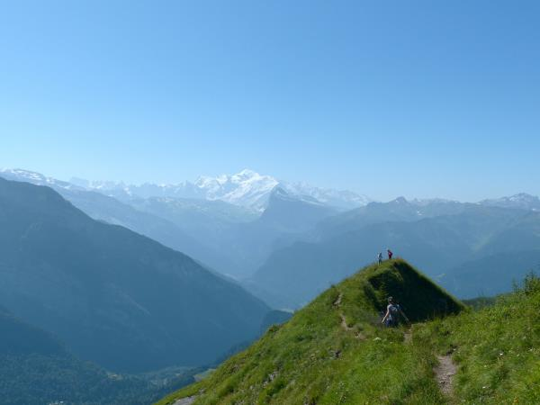 French Alps trekking holiday