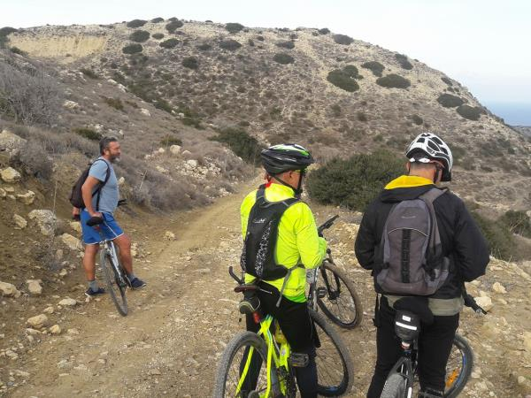 Northern Cyprus self guided cycling holiday