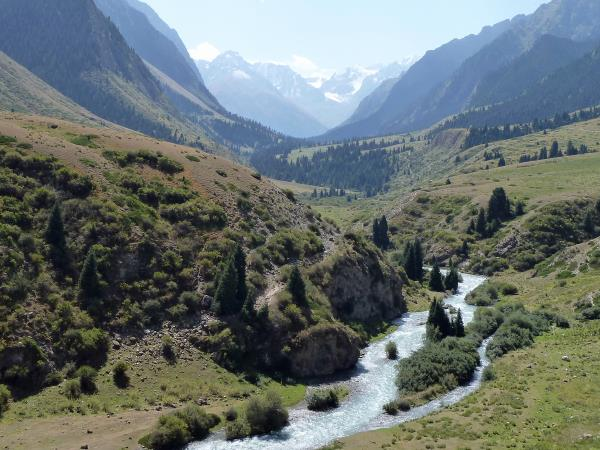 Central Asia highlights tour