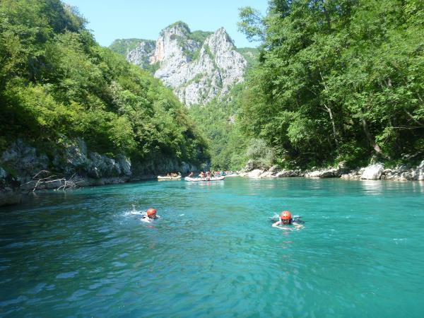 Montenegro family holiday
