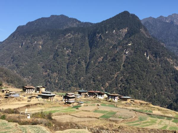 Bhutan - Cycling, hiking and culture