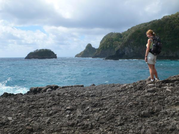 Walking holiday in St Lucia
